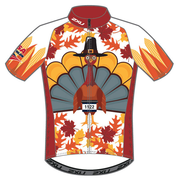 2XU Women's Turkey Jersey