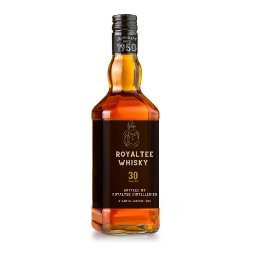 Standard Royaltee Whiskey 750ml