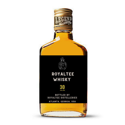 Royalty Gold Standard Whisky