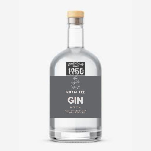 Royaltee Vipour Gin 750ml