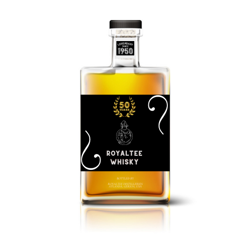 Plantium Standard Royaltee Scotch Whisky 750ml