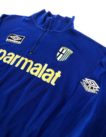 Parma AC Training Jacket PLAYER ISSUE 1990-1995