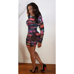 """ CITY GIRL"" DRESS"