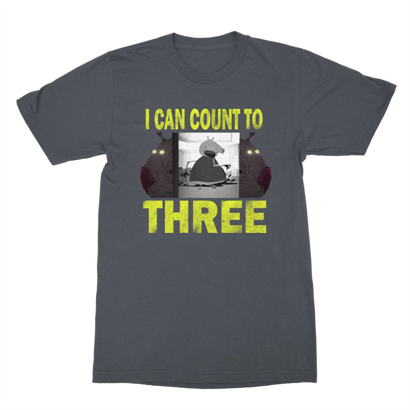 I can Count to Three Shirt