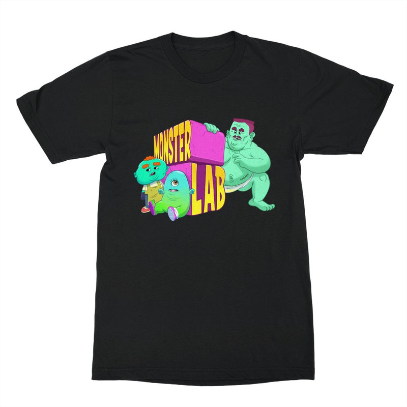 Monster Lab - the Official Shirt