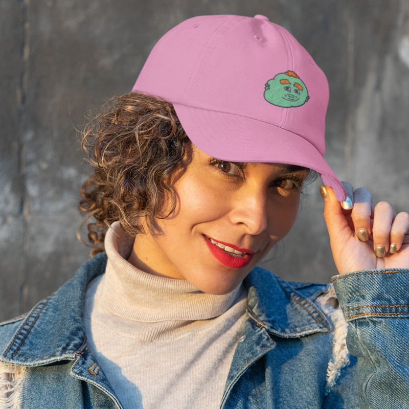 Katz Embroidered Hat