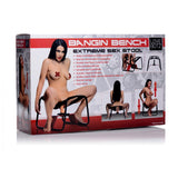 Bangin Bench Extreme Sex Stool manual power