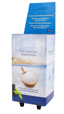 AquaFinesse Dead Sea Salt Experience.