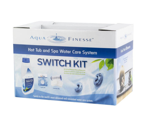 AquaFinesse Switch Kit uitprobeerset