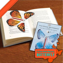 Load image into Gallery viewer, Flying Paper Magical Butterfly