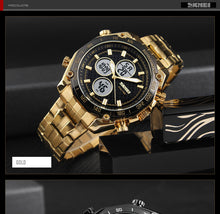 Load image into Gallery viewer, SKMEI 1302  Multifunctional Watches
