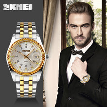 Load image into Gallery viewer, Classical Skmei men's wristwatch