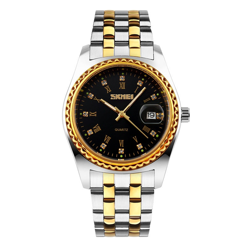 Classical Skmei men's wristwatch
