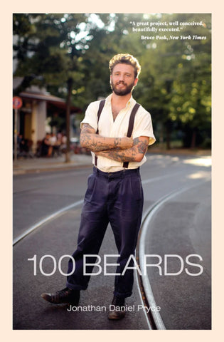 100 Beards Book
