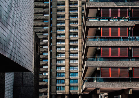 Barbican Geometry