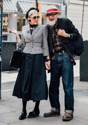 Shoreditch Couple