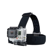 Load image into Gallery viewer, for Go Pro Mount Belt Adjustable Head Strap Band Session for Gopro Hero 6/5/4/3 SJCAM Xiaomi Yi 4k Action Camera Accessories