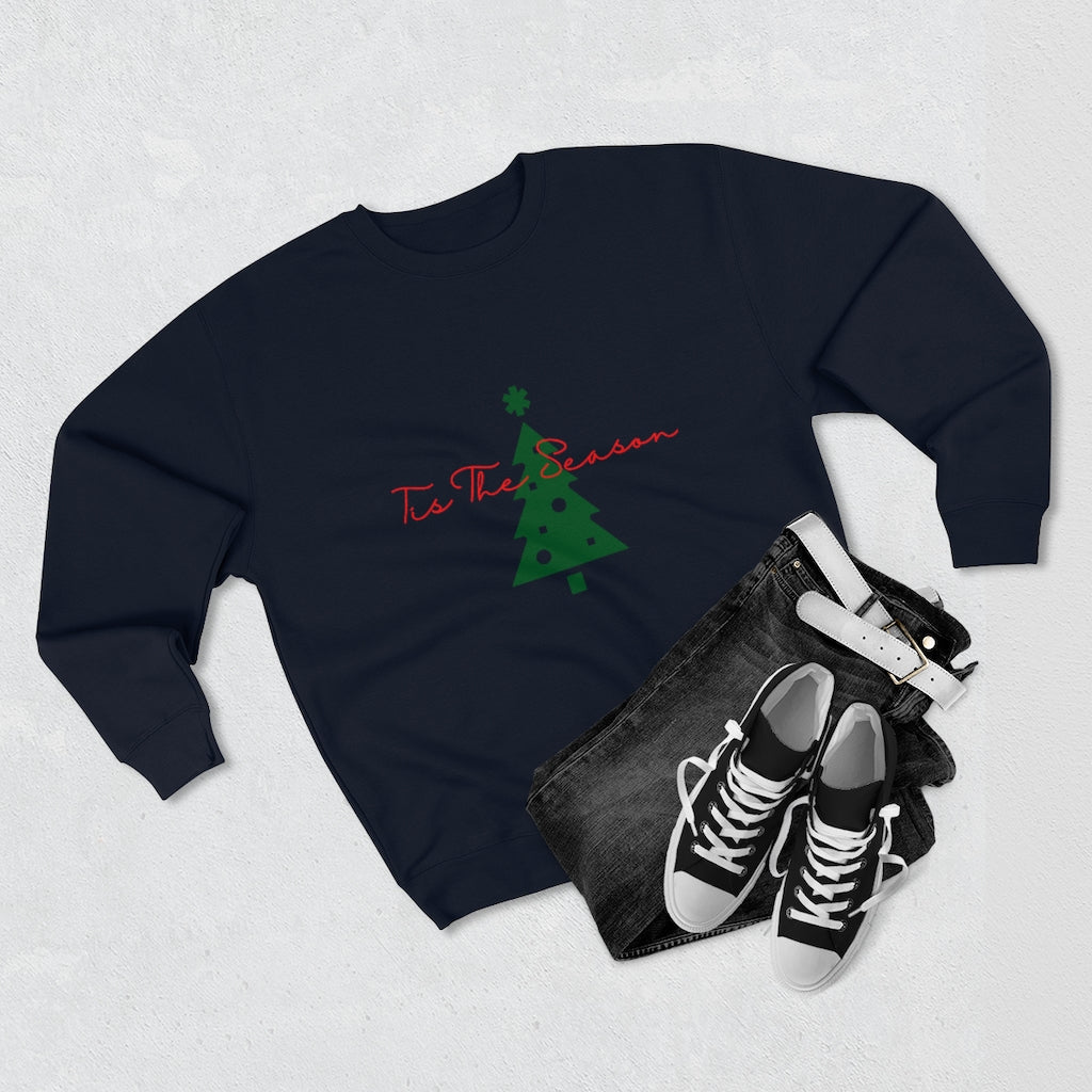 Tis The Season - Unisex Crewneck Sweatshirt (Reg. Fit)