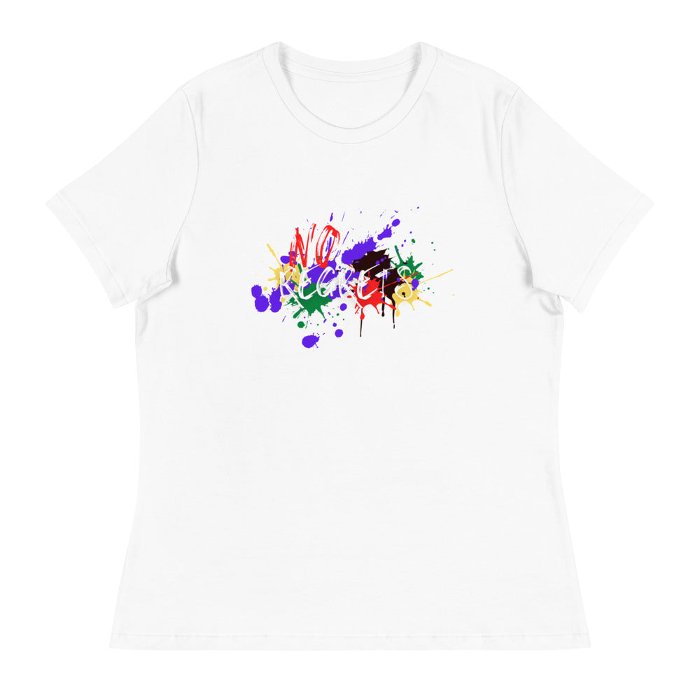No Regrets - Women's Relaxed T-Shirt