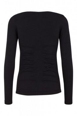 Beluga Classic Long Sleeve - Back - Black