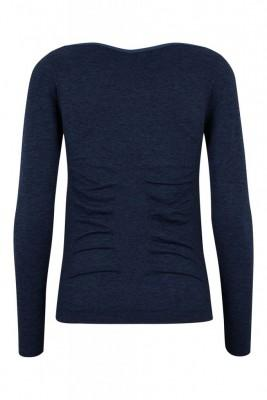Beluga Classic Long Sleeve - Back - Navy