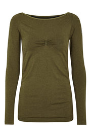 Beluga Classic Long Sleeve - Front - Army