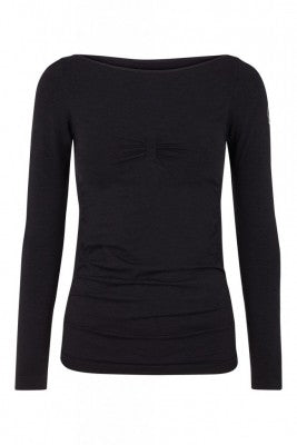 Beluga Classic Long Sleeve - Front - Black