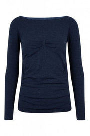 Beluga Classic Long Sleeve - Front - Navy