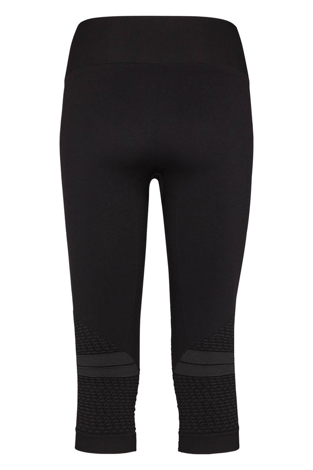 Beluga Classic Tights 3/4 - Back - Black