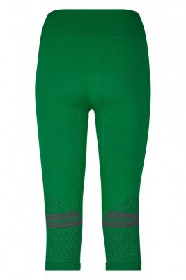 Beluga Classic Tights 3/4 - Back - Green