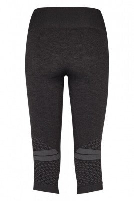 Beluga Classic Tights 3/4 - Back - Grey