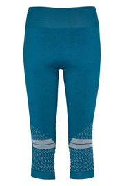 Beluga Classic Tights 3/4 - Back - Harbour Blue