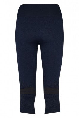 Beluga Classic Tights 3/4 - Back - Navy