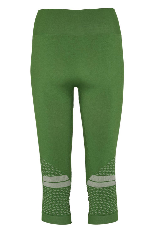 Beluga Classic Tights 3/4 - Back - Tree Top Green