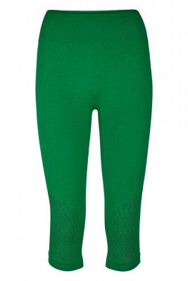 Beluga Classic Tights 3/4 - Front - Green