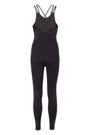 Beluga One-Piece - Back - Black