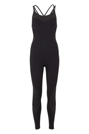 Beluga One-Piece - Front - Black
