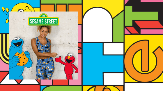 TIKIBOO LAUNCHES NEW SESAME STREET COLLABORATION
