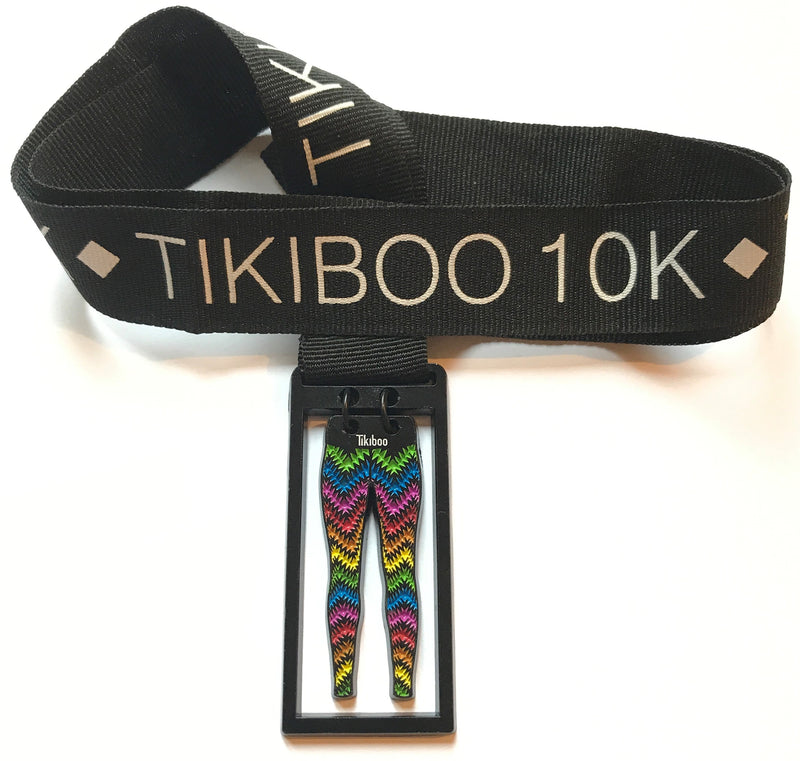 Tikiboo 10k Limited Edition Medal