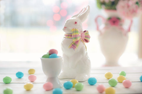 easter-bunny-and-chocolate