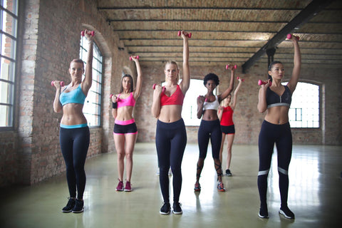 women-working-out