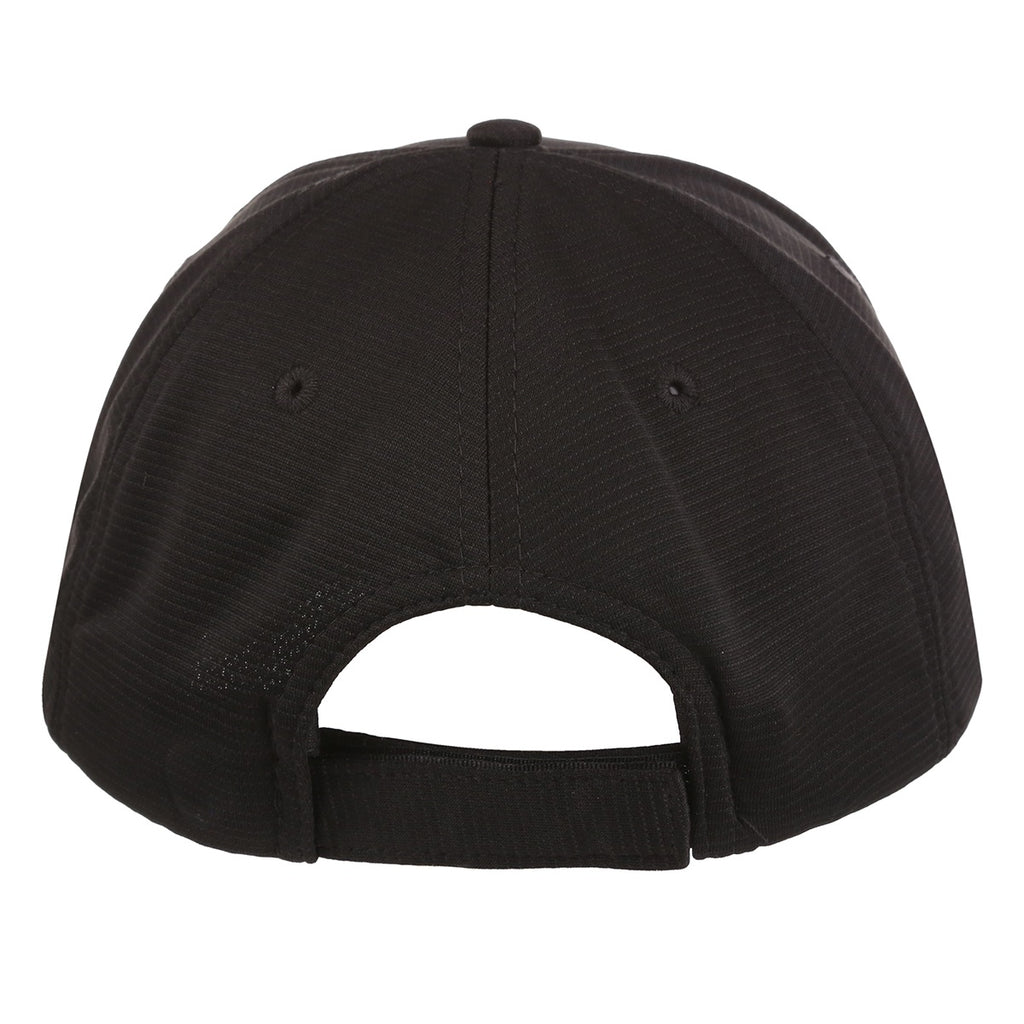 Tikiboo Black Logo Baseball Cap - Back Product View