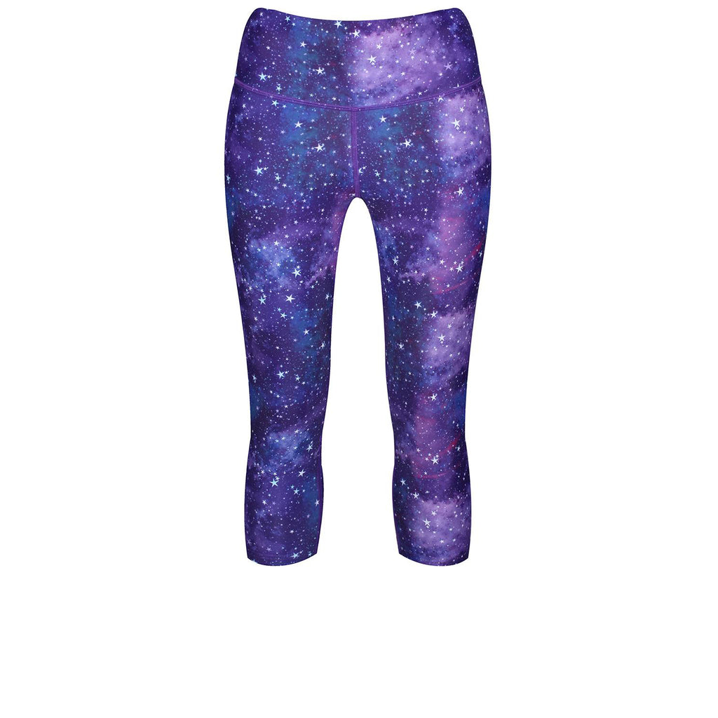 Tikiboo Galactic Night Capri - Front Product View