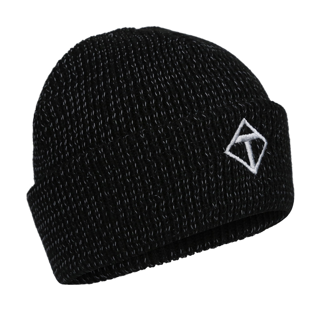 Black Reflective Hat