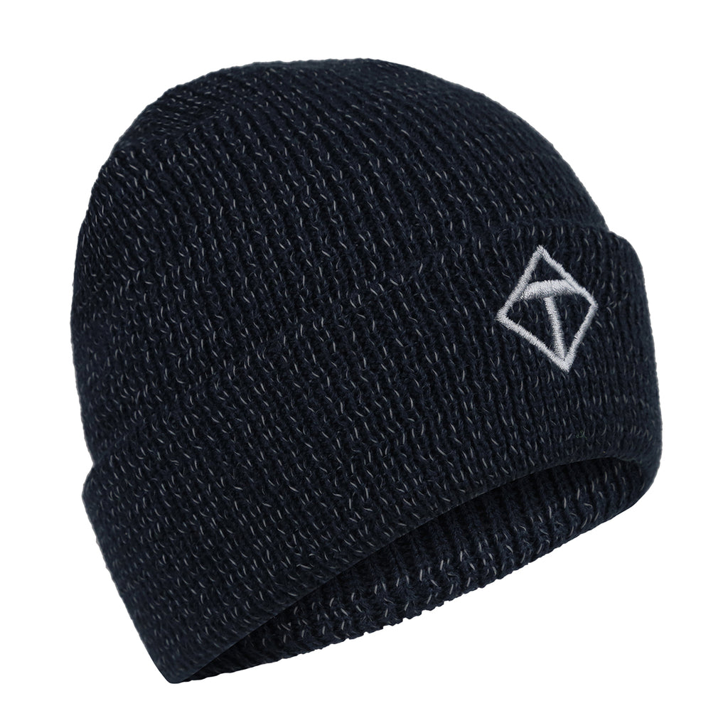 Navy Reflective Hat