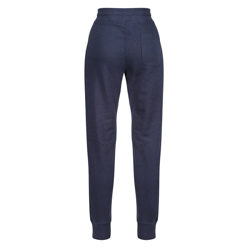 Tikiboo Navy Athletics Tracksuit Bottoms - Back Product View
