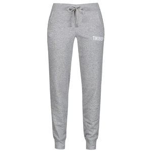 Tikiboo Grey Joggers - Front Product View