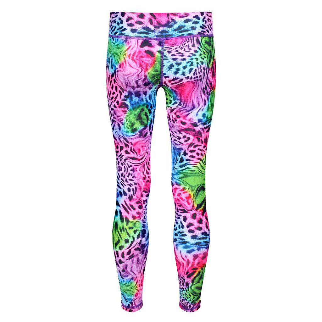 Wild Aurora Kids Leggings