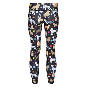 TikiDogs Kids Leggings
