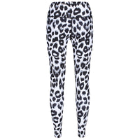 Tikiboo Snow Leopard Tights - Back Product View
